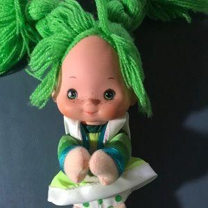 Vintage Patty O Green Rainbow Brite Doll